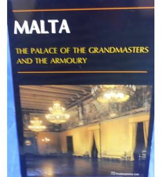Malta: The Palace of the Grandmasters and the Armoury