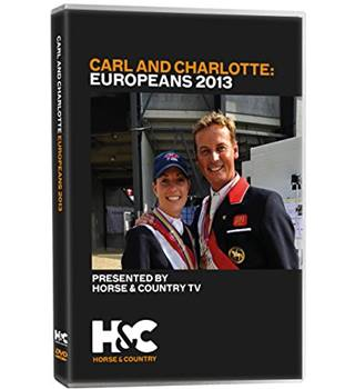 Carl and Charlotte: Europeans 2013 E