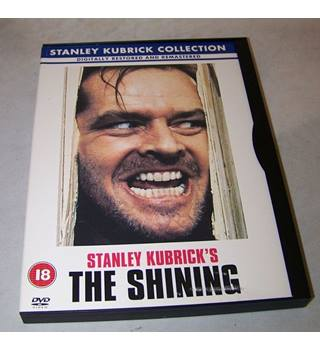 THE SHINING - Stanley Kubrick Collection - Digitally restored and remastered - 18