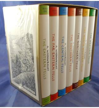 The Pictorial Guides to the Lakeland Fells: 50th Anniversary Edition (7 Volume Set)