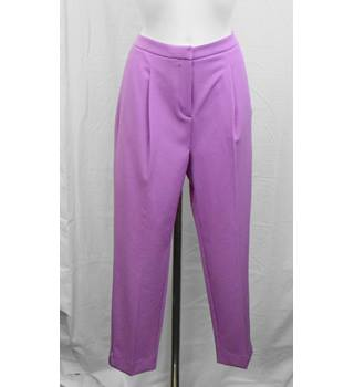 BNWOT M&S Limited pink trousers Size 12