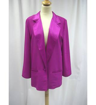 Jacques Vert - Size: 10 - Pink - Jacket