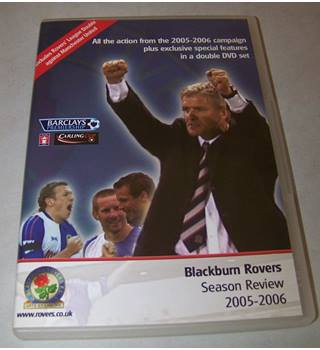 Blackburn Rovers Season Review 2005-2006 Double DVD E