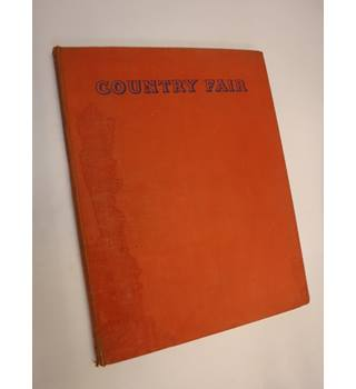 Country Fair: The Country Life Annual for 1938