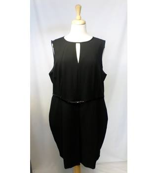 BNWOT M&S Marks & Spencer - Size: 20 - Black dress