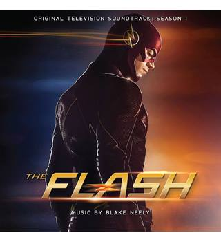The Flash : Season 1 (2CD) Soundtrack Blake Neely