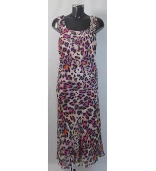 Per Una Dress - Multicoloured - Size 20L Per Una - Size: 20 - Multi-coloured