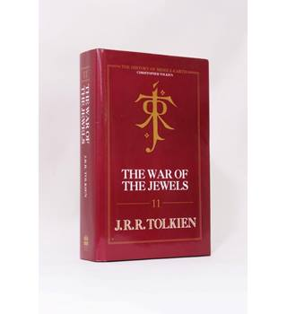 The War of the Jewels - Tolkien History of Middle Earth First Edition