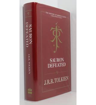 Sauron Defeated - Tolkien History of Middle Earth