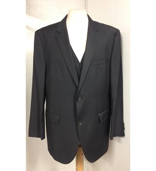 Hugo  Boss - black suit Hugo Boss - Size: 54 - Black - 3 piece suit REDUCED!!!