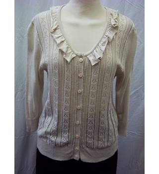 Pins and Needles - Size: 12 - Beige - Pullover