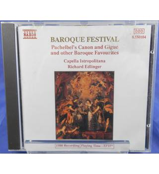 BAROQUE FESTIVAL Various Artists