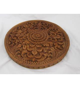 Carved Decorative Board