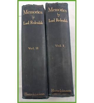 Memories by Lord Redesdale