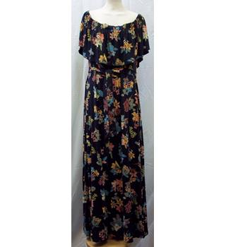 Per Una - Size: 16 - Multi-coloured - Full length dress- BNWT
