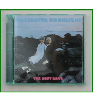 The Soft Boys -  Underwater Moonlight - RCD 20232