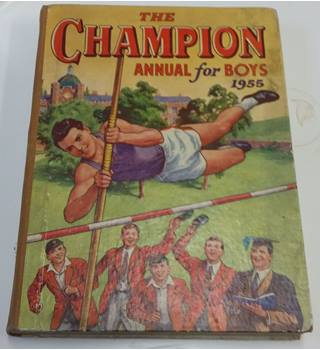 The Champion Annual for Boys 1955