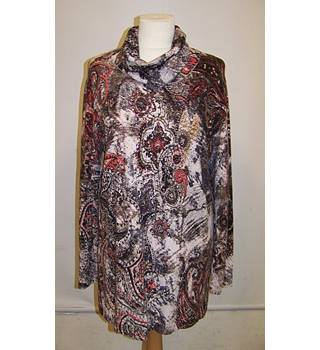 Gerry Weber - Size: M - Multi-coloured - Long sleeved shirt