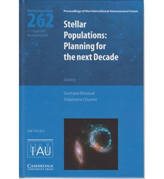 Stellar Populations - planning for the next decade