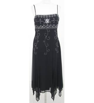 Début - Size: 12 - Black beaded dress