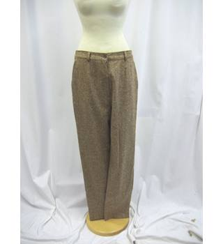 ARTIGIANO - Size: 12 - Brown - Trousers