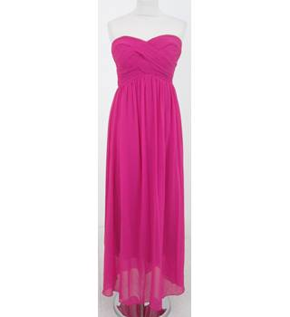 Jane Norman - Size: 10 - Pink strapless dress