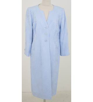 BNWT Country Casual pale blue lightweight coat
