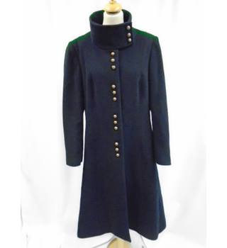 Windsmoor - Size: 16 - Navy Blue - Wool and Cashmere blend - Smart jacket / coat