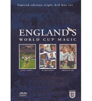 ENGLAND'S WORLD CUP MAGIC Non-classified