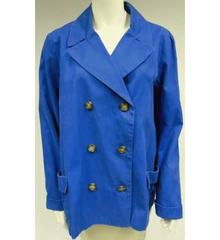 Gap - Size XL - Royal Blue - Pea Coat