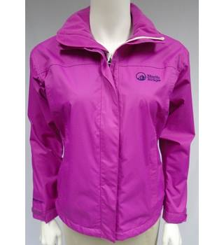 North Ridge - Size 10 - Magenta - Waterproof Jacket
