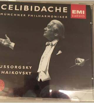 Muncher Philharmonker Conducted by Sergiu Celibidache