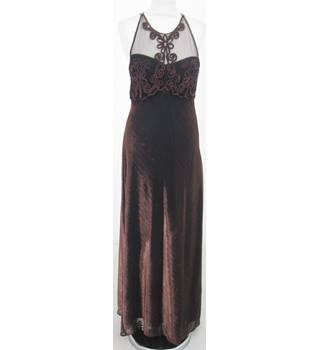 Victory Collection - Size: M - Copper coloured dress