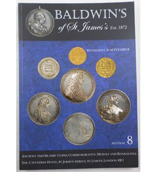 Baldwin's of St James's Auction 8 20 September 2017 Catalogue