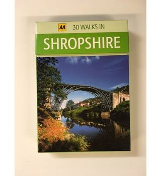 30 Walks In Shropshire