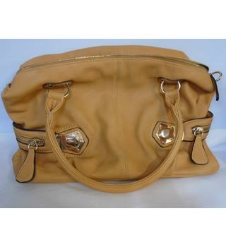 Just Fab - Size: One size - Brown - Shoulder bag