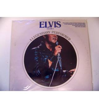 Elvis Presley vol.3, A Legendary Performer