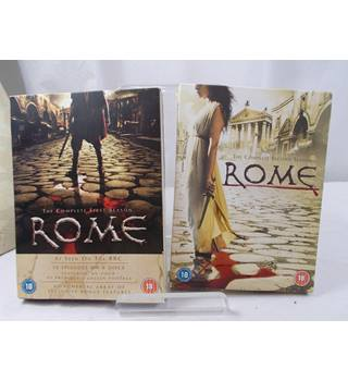 HBO Complete 1st and 2nd Complete Series of ROME DVDs 18