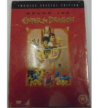 BRAND NEW - Enter the Dragon Two Disc Special Edition DVD