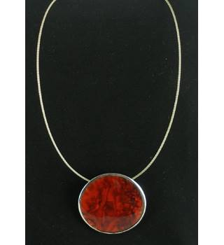 Unbranded - Size: Small - Red - Pendant