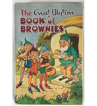 The Enid Blyton Book of Brownies 1967