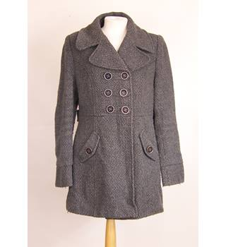 Be Beau - Size: 14 - Grey - Casual jacket / coat