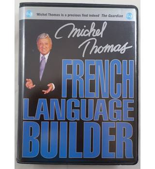 Michel Thomas French Language Builder CD