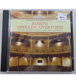 Operatic Overtures(Scottish Chamber Orchestra)