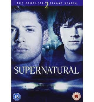 SUPERNATURAL THE COMPLETE SECOND SEASON 15