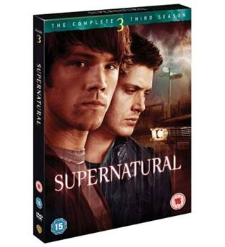 SUPERNATURAL THE COMPLETE THIRD SEASON 15