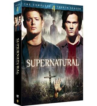 SUPERNATURAL THE COMPLETE FOURTH SEASON 15