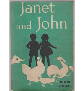 Janet and John Book 3 (1950)