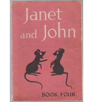 Janet and John Book 4 (1950)