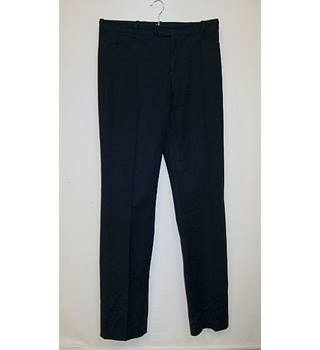 "Joseph - Size: 30"" - Blue - Trousers"